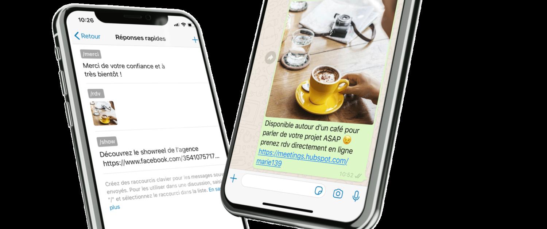 REPONSE-RAPIDE Whatsapp B EG
