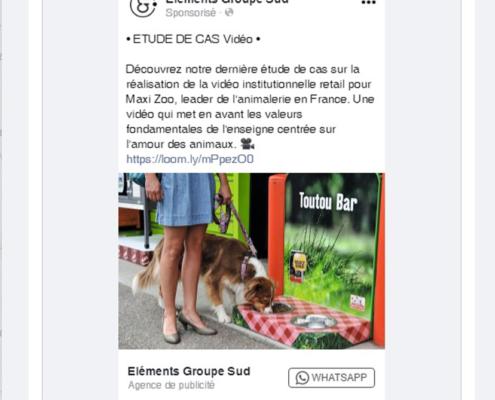 lien Facebook WhatsApp EG